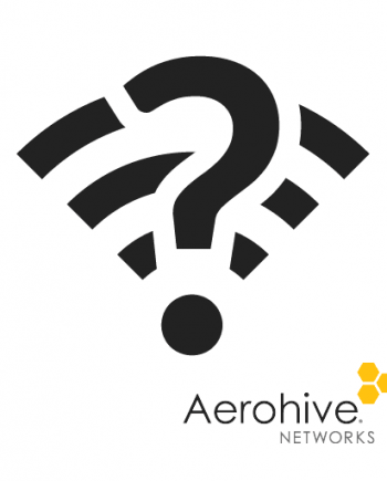 Aerohive AP1130 Outdoor Wireless Access Point