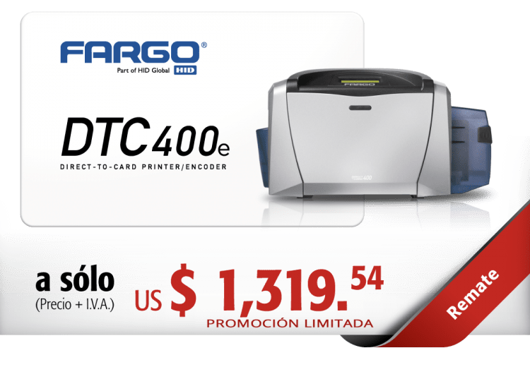 REMATE-FARGO-DTC400e