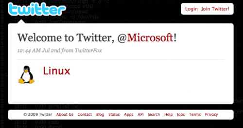 Linus-Microsoft