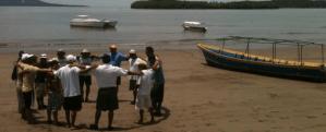 Fortalecimiento de capacidades en el Golfo de Fonseca
