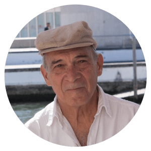 Jorge Duran Perfil Circular