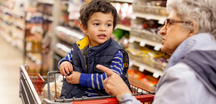 How To Spark Learning Everywhere Kids Go — Starting with the Supermarket