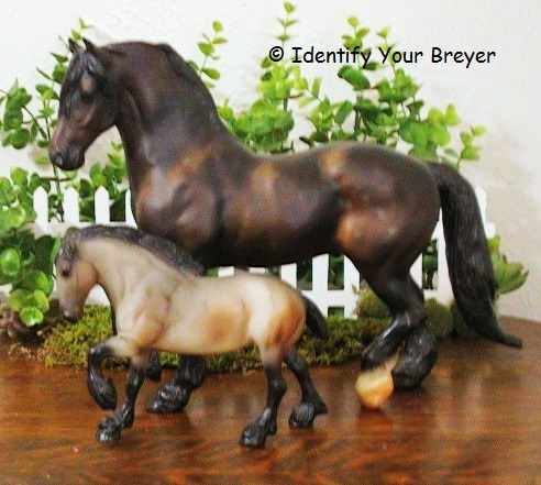 Identify Your Breyer Clydesdale
