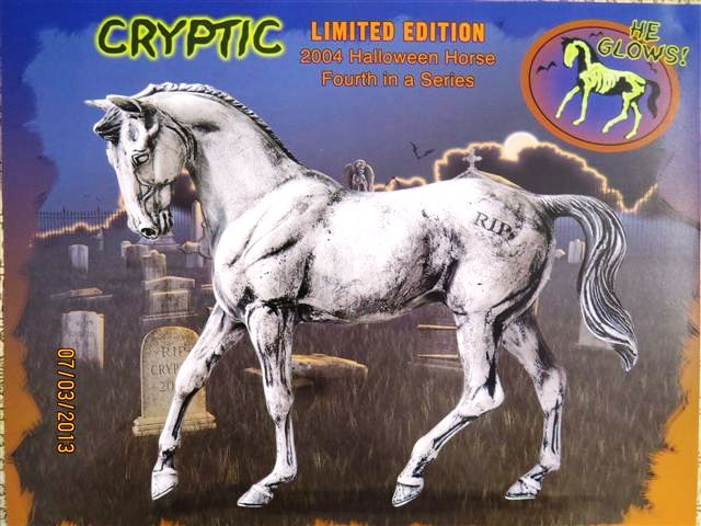 Identify Your Breyer Halloween Horse Series