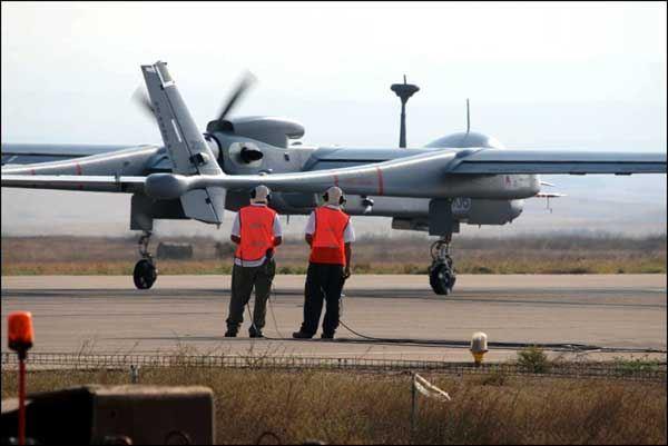 drones israliens