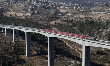 De Jérusalem à Tel Aviv en 21 minutes seulement en TGV