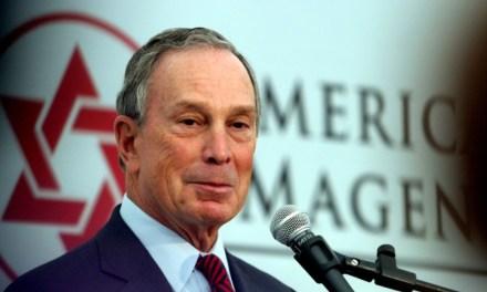 Le milliardaire juif Michael Bloomberg candidat à l'investiture démocrate pour la Présidentielle 2020
