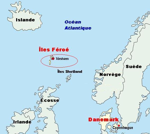 Les îles Féroé vont ouvrir un bureau de représentation diplomatique à Jérusalem