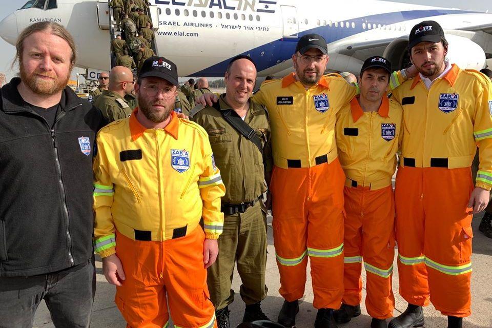 ZAKA, l'escouade israélienne de recherche et sauvetage se développe à travers le monde