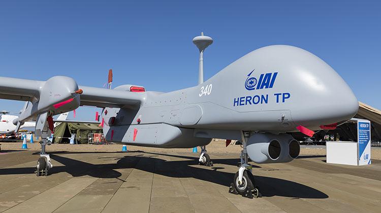 L'armée marocaine se dote de trois drones de la firme israélienne IAI
