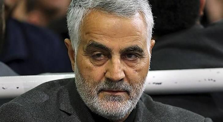 """Le """"monstre"""" Soleimani a voulu """"un nuage atomique au-dessus de Tel-Aviv"""", selon un journal allemand"""