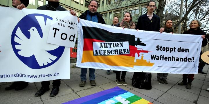 Des militants «boycottent non seulement Israël, mais aussi les Juifs d'Allemagne», déclare le conseiller municipal de Munich lors d'une conférence sur la paix
