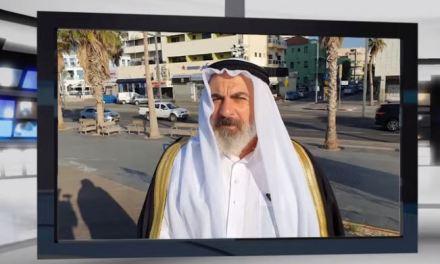 Regarder: Un cheikh palestinien trouve refuge dans une communauté juive