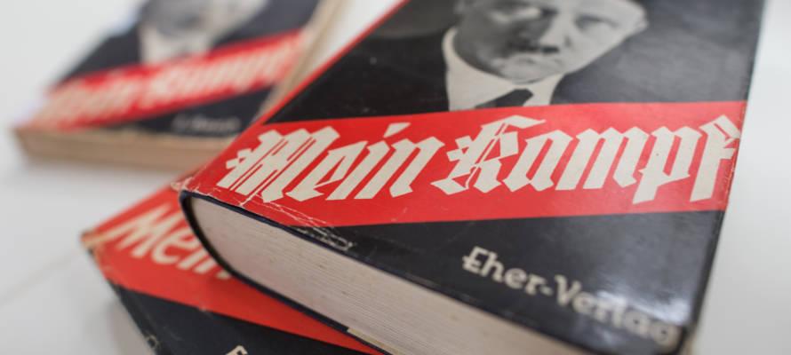 """L'ONU a parrainé un événement qui promeut les mensonges antisémites de """"Mein Kampf""""."""