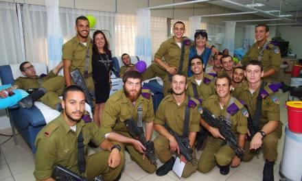 Depuis le Canada, il est possible d'aider nos frères soldats solitaires de Tsahal