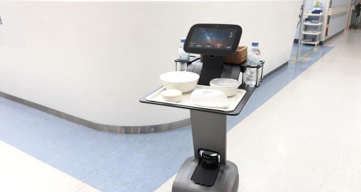 Un robot de fabrication israélienne aide à soigner les victimes du coronavirus