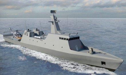 Les chantiers navals d'Israël vendent le VPO 45 et Sa'ar S-72 à l'État nigérian