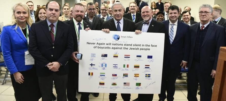 Des législateurs de 20 pays signent une lettre de soutien à la souveraineté