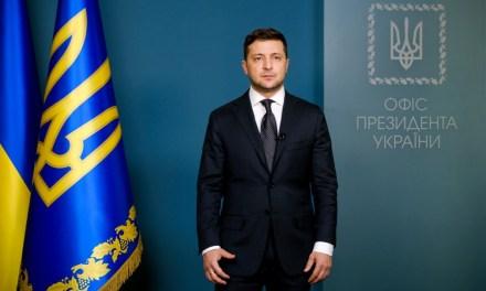 Le président de l'Ukraine cherche des hommes d'affaires juifs pour investir dans son pays