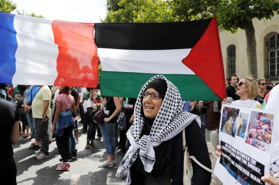 """Est-ce le retour du terrorisme """"au nom de la Palestine"""" en France à la veille de l'anniversaire de l'attentat de la rue des Rosiers ?"""