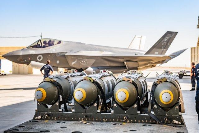 Vente des F-35 aux Emirats :  la « supériorité militaire » de l'Etat hébreu au Moyen-Orient est garantie