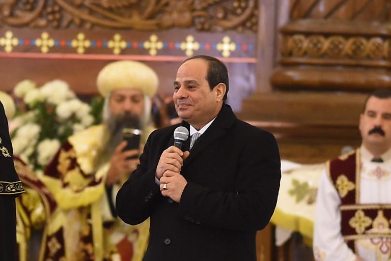 L'Egypte vit l'âge d'or de la tolérance religieuse, sous le président Abdel Fattah Al-Sissi
