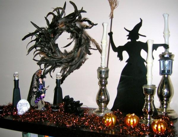 Scary Halloween Decoration Idea