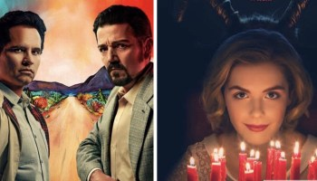 Michael Peña and Diego Luna star in new Netflix show Narcos