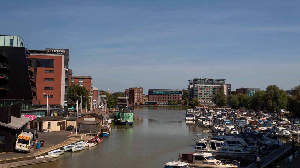 overview of The Brayford Lincoln