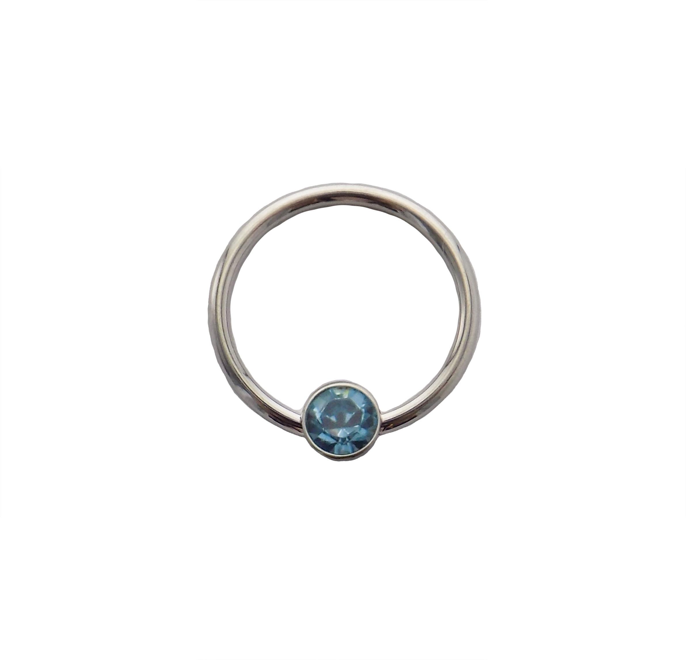Captive Bead Ring Jewelry