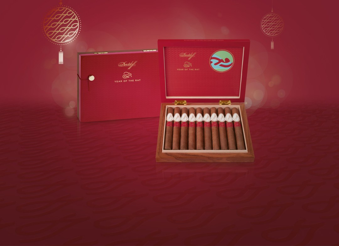Davidoff Year of the Rat cigar