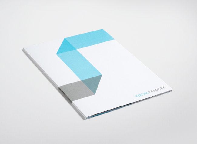 Social Traders identity design