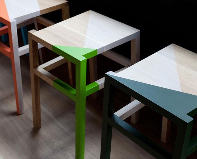 Yoobi stools