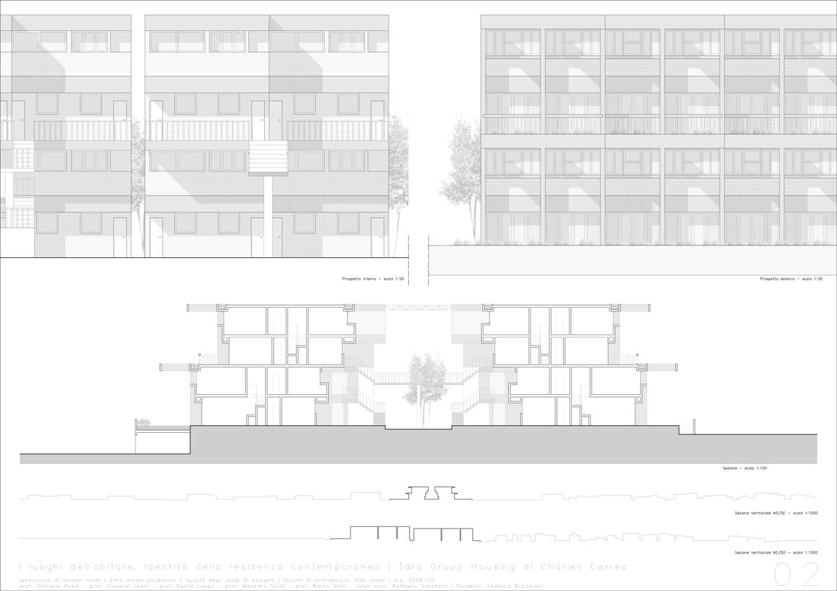 terrazza  identity housing
