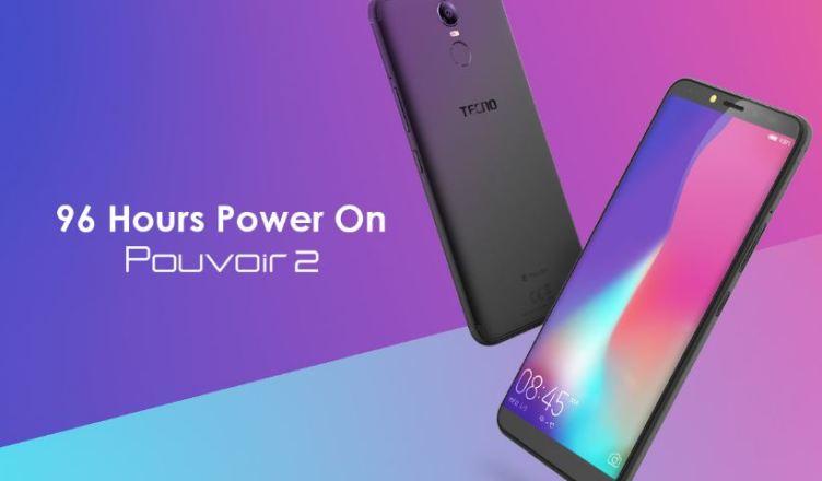 tecno pouvoir 2 specs-price