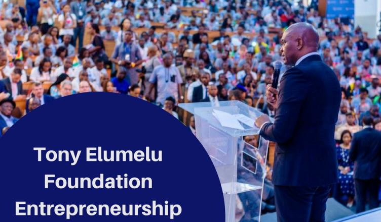 Tony Elumelu Foundation Entrepreneurship Forum 2018