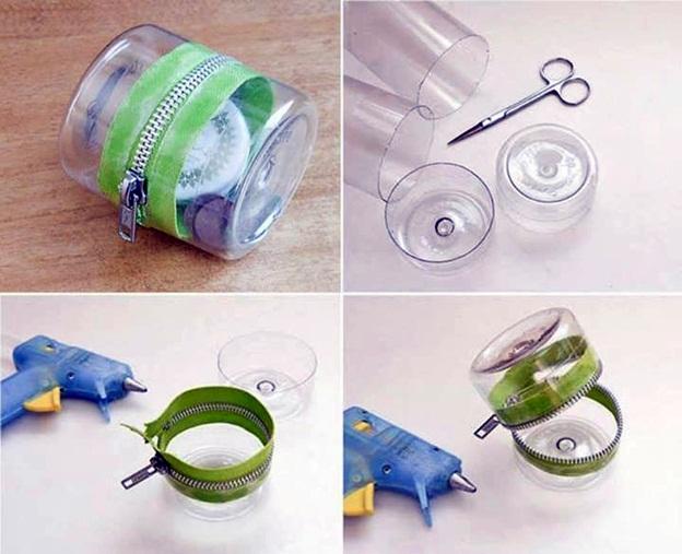 dompet botol plastik - IDEPROPERTI.COM