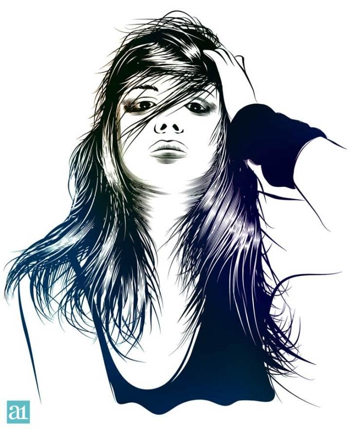 Adobe Illustrator Vector Project