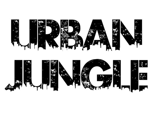 urban jungle graffiti