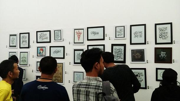 pameran kaligrafi surakarya