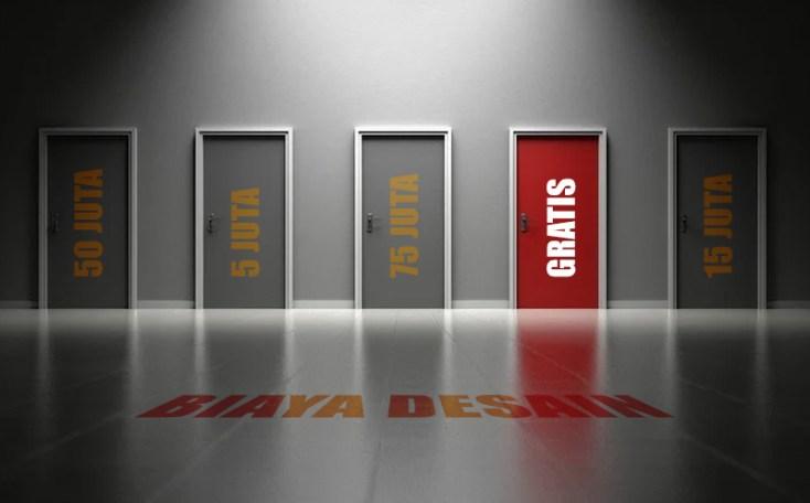 desain grafis vs desain gratis