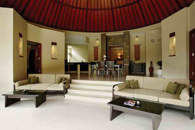Desain Interior Ruang Tamu Mewah  Desain Gambar Rumah