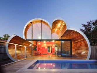 cloud modern architecture archdaily addition interior idesignarch via