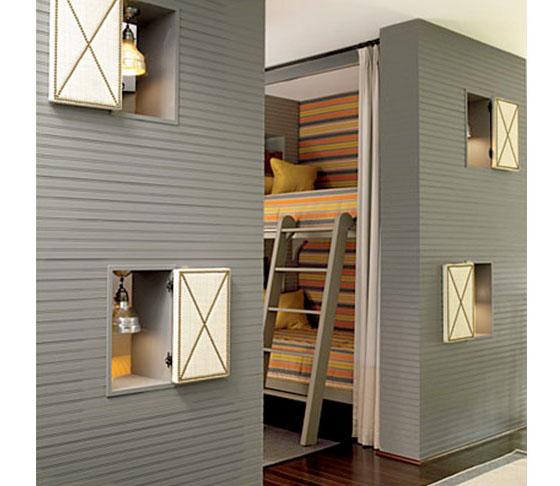Cool Kids Rooms With Bunk Beds Novocom Top