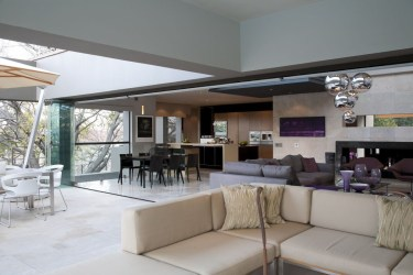 modern luxury johannesburg interior open living decorating architecture idesignarch plan