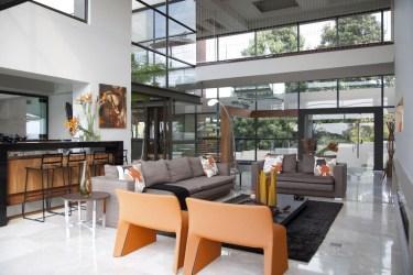 modern luxury johannesburg interior architecture living pool plan decorating idesignarch residential open