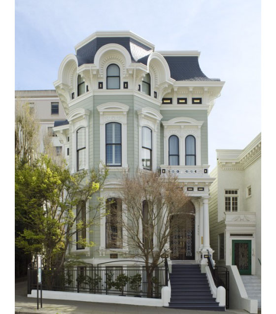 Stunning Victorian House In San Francisco Idesignarch