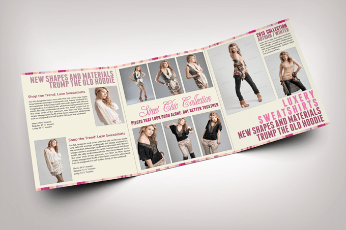 free template for brochure tri fold