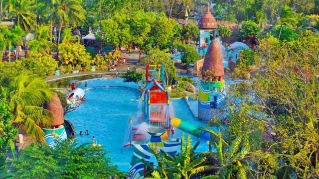 Ancol Dreamland Jakarta Attractions Beach Amusement Park