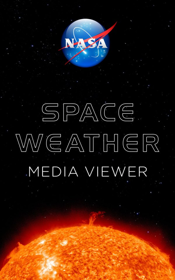 Nasa Space Weather Viewer Mobile